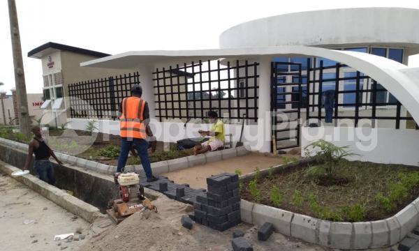 4 bedroom Show Room Commercial Property for sale Abijo Gra, Ajah, Lagos Coker Road Ilupeju Lagos - 12