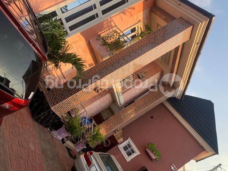 1 bedroom Mini flat for rent No.2 Ezenwanyi Close Off Lambaco Street, Oduke Asaba. Asaba Delta - 0