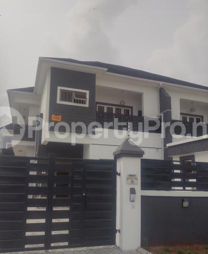 4 bedroom Semi Detached Duplex House for sale White Oak Estate,  Ologolo Lekki Lagos - 0