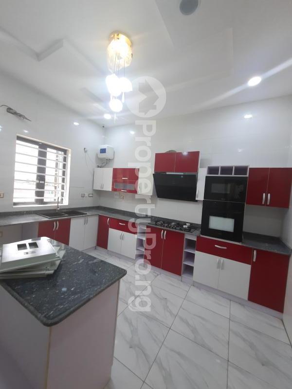 4 bedroom Semi Detached Duplex for sale Alternative Road Chevron Lekki Lagos State Nigeria chevron Lekki Lagos - 2