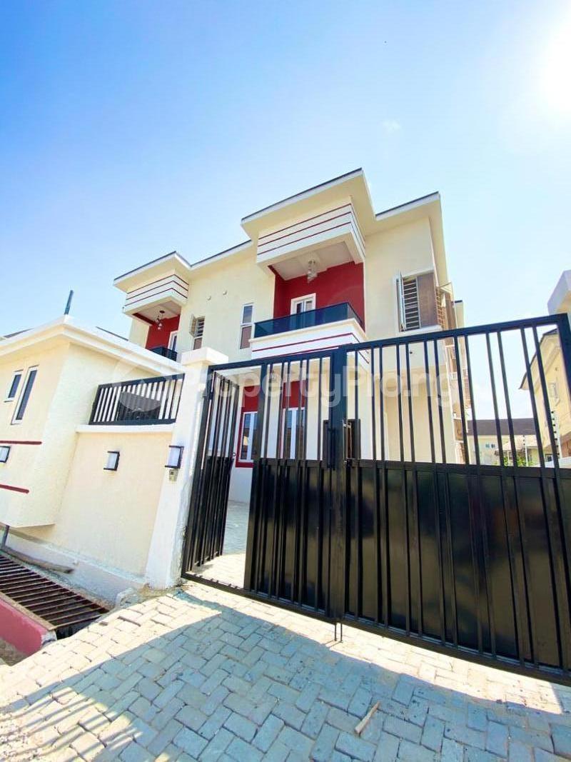 4 bedroom Semi Detached Duplex for sale Opposite Mega Chicken Lekki Ikota Lekki Lagos - 4