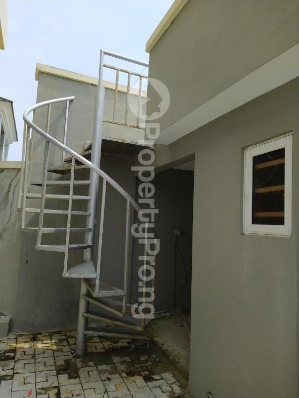 5 bedroom Semi Detached Duplex House for sale New Road Lekki Lagos Ikate Lekki Lagos - 2