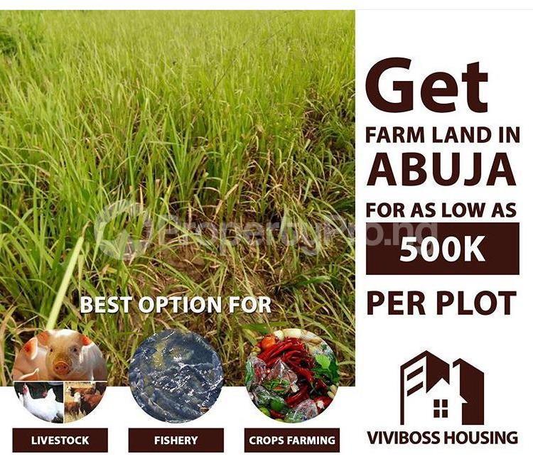 Commercial Land for sale Kuje Abuja Kuje Abuja - 0
