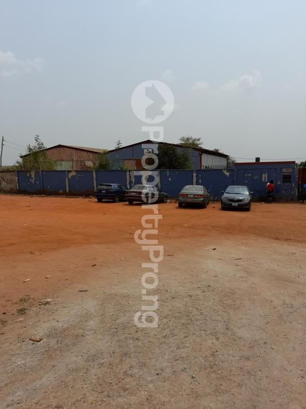 Factory Commercial Property for sale Along Federal Polytechnic Road Ilaro Yewa South Yewa Ogun - 3