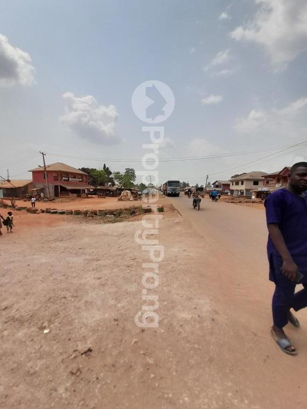 Factory Commercial Property for sale Along Federal Polytechnic Road Ilaro Yewa South Yewa Ogun - 2