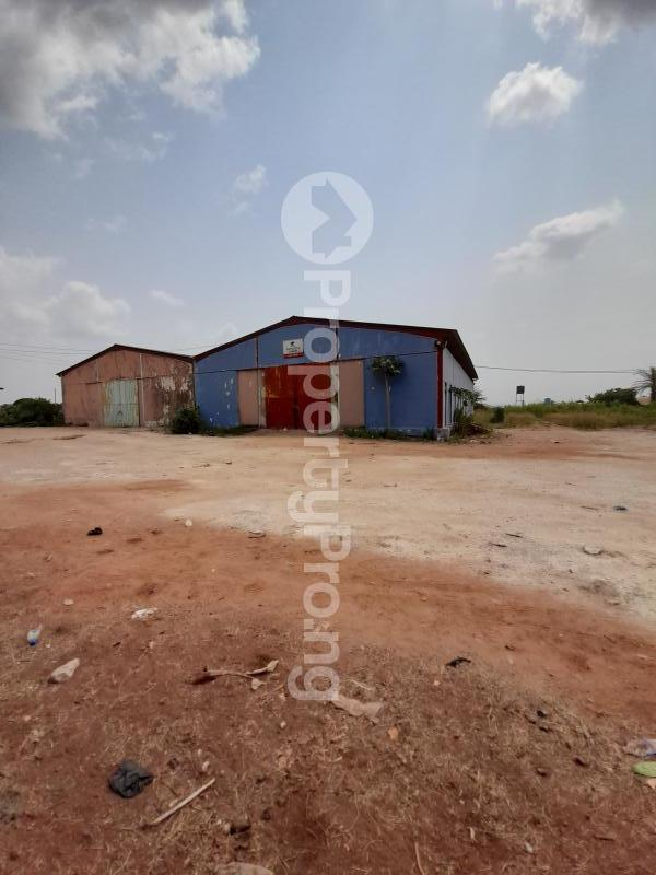 Factory Commercial Property for sale Along Federal Polytechnic Road Ilaro Yewa South Yewa Ogun - 0