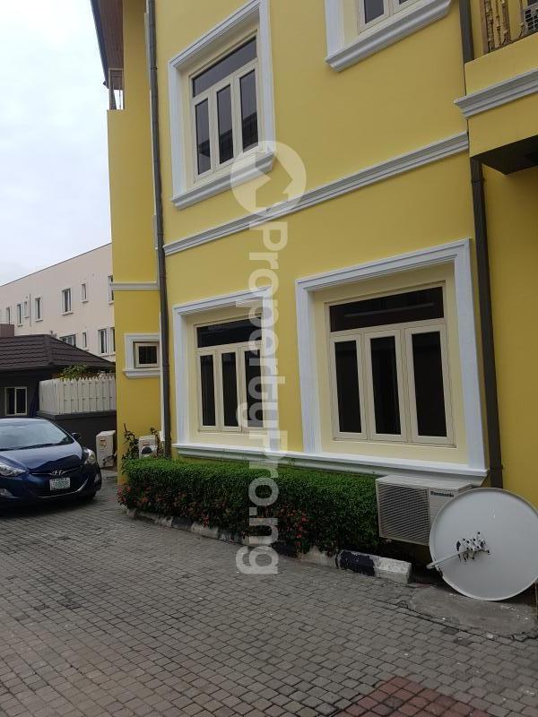 3 bedroom Terraced Duplex for rent Ondo Street Banana Island Ikoyi Lagos - 1