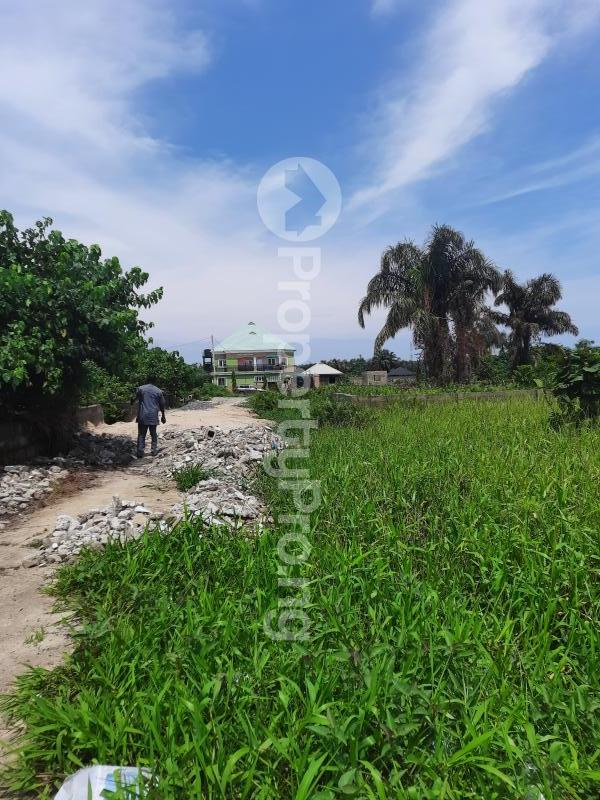 Residential Land for sale Alashela Sangotedo Ajah Lagos - 1