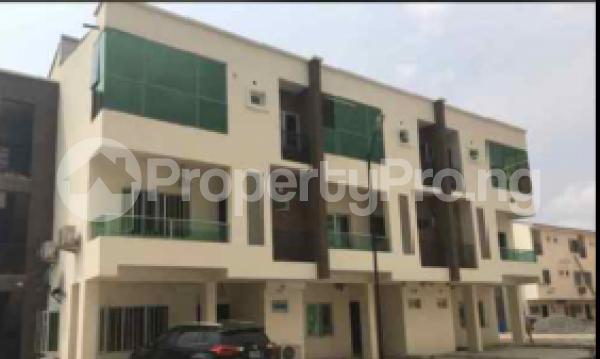 4 bedroom Detached Duplex for sale Chevron Drive; Lekki Gardens estate Ajah Lagos - 1