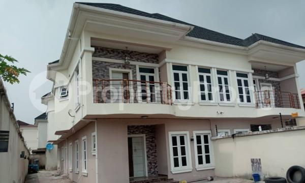 4 bedroom Semi Detached Duplex House for rent   Ologolo Lekki Lagos - 0