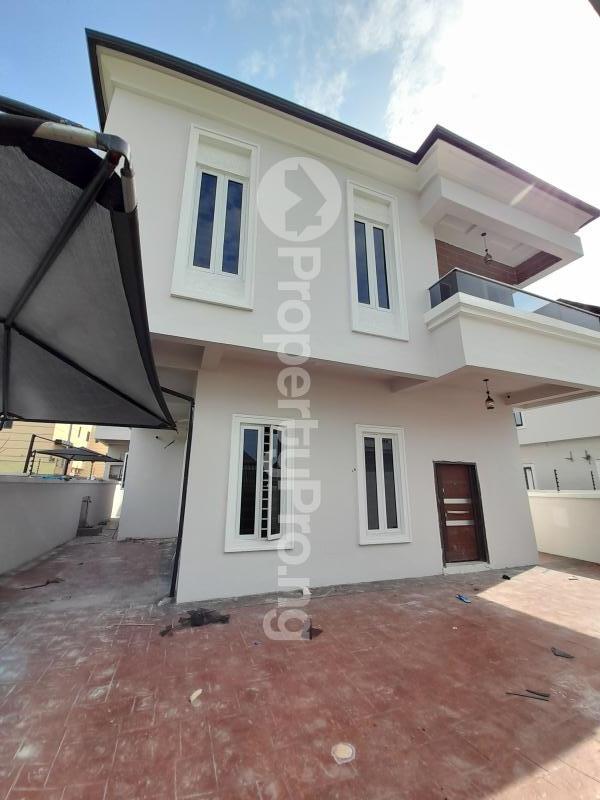 4 bedroom Detached Duplex House for sale Chevron chevron Lekki Lagos - 4