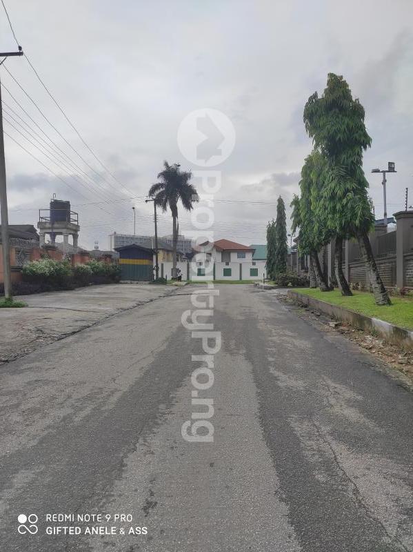 6 bedroom Residential Land Land for sale Abana Estate Old GRA Port Harcourt Rivers - 0