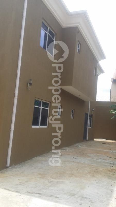 4 bedroom Semi Detached Duplex for rent Awuse Estate, Off Salvation Road Opebi Ikeja Lagos - 1