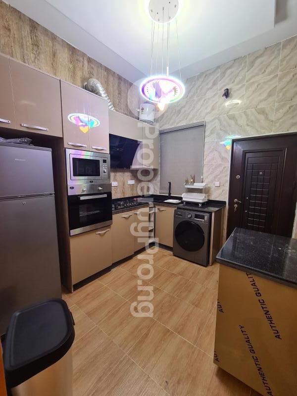 2 bedroom Terraced Duplex for shortlet Lekki Conservation Road chevron Lekki Lagos - 6