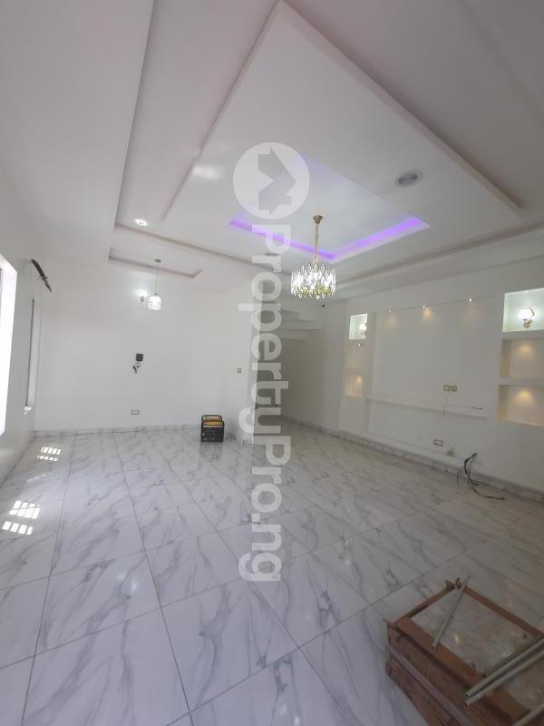 4 bedroom Semi Detached Duplex for sale Alternative Road Chevron Lekki Lagos State Nigeria chevron Lekki Lagos - 1