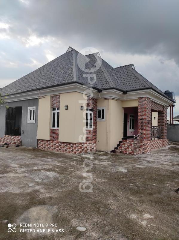 3 bedroom Detached Bungalow for sale Igwuruta Igwurta-Ali Port Harcourt Rivers - 0