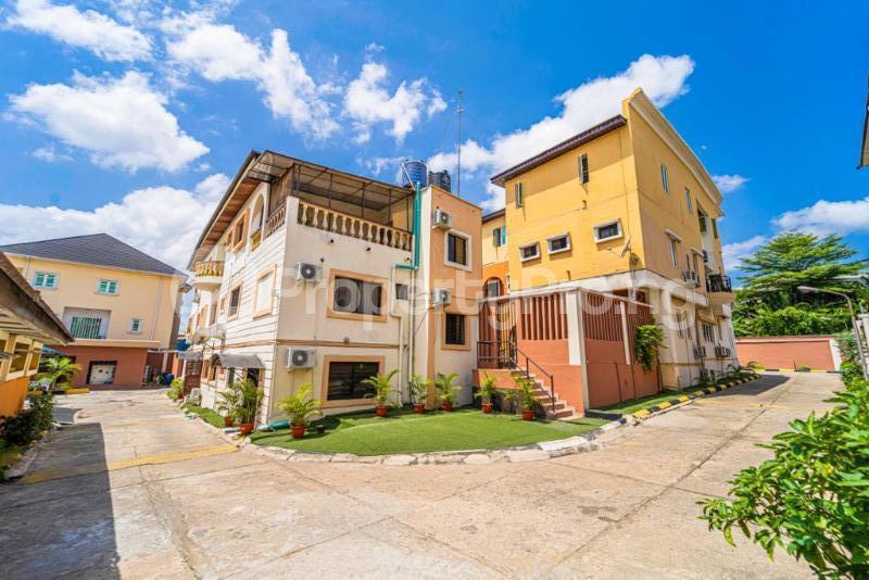 3 bedroom Mini flat for shortlet   Shonibare Estate Maryland Lagos - 0