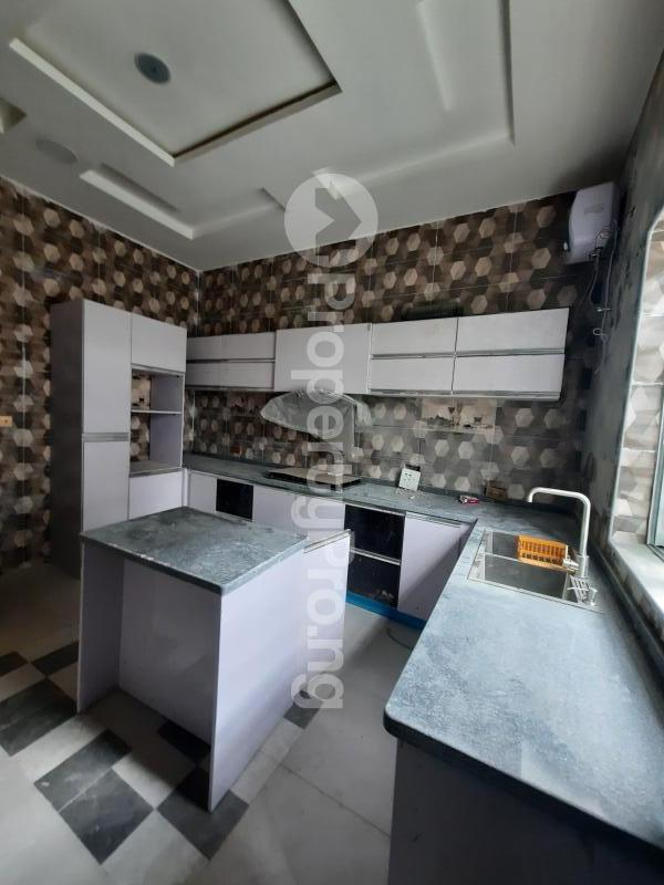 4 bedroom Detached Duplex for sale Orchid Road Chevron Lekki Lagos State Nigeria chevron Lekki Lagos - 4