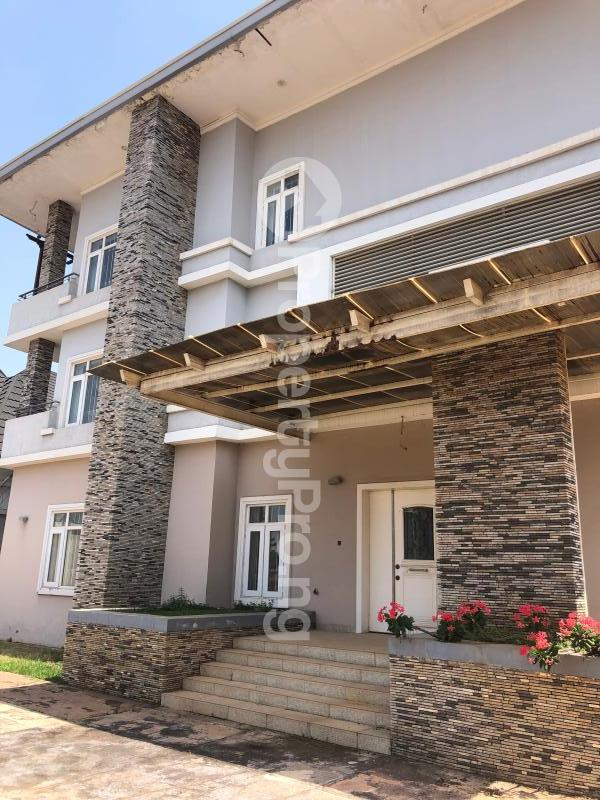 7 bedroom Detached Duplex House for sale Guzape Abuja - 0