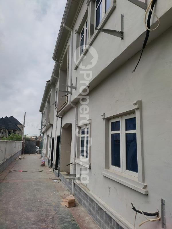 3 bedroom Flat / Apartment for rent Peace Estate, Ago Palace Ago palace Okota Lagos - 1