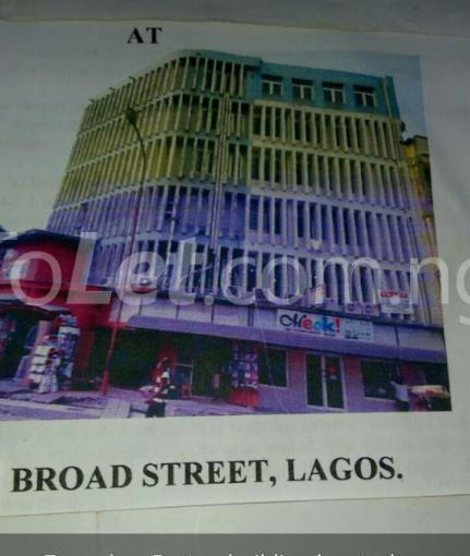 Plaza/Mall for sale broad Street C.m.s; Lagos Island Lagos - 0