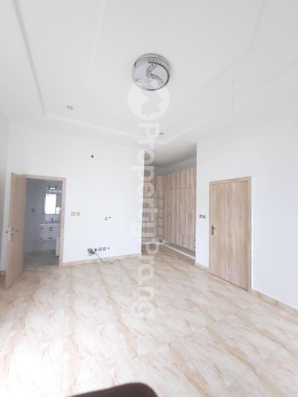 4 bedroom Semi Detached Duplex for sale Orchid Road Chevron Lekki Lagos State Nigeria chevron Lekki Lagos - 2