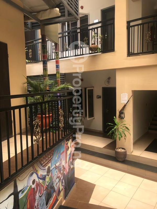 1 bedroom Studio Apartment for shortlet   Wuse 2 Abuja - 2