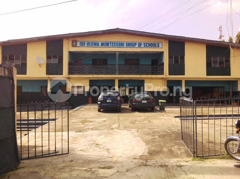 6 bedroom Commercial Land for sale Subuola Agodi Gra Agodi Ibadan Oyo - 0