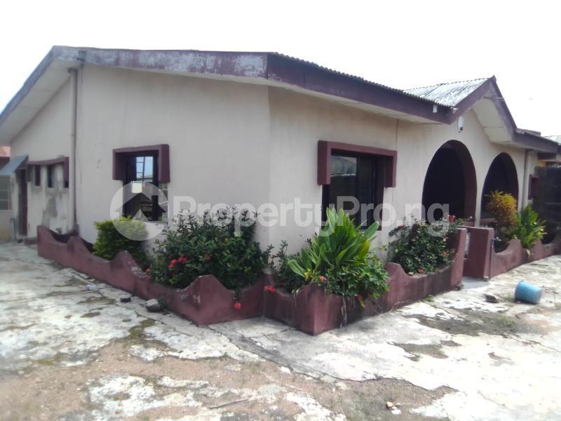 3 bedroom Detached Duplex House for rent E2 Federal Housing Estate Olomore Abeokuta Ogun - 0