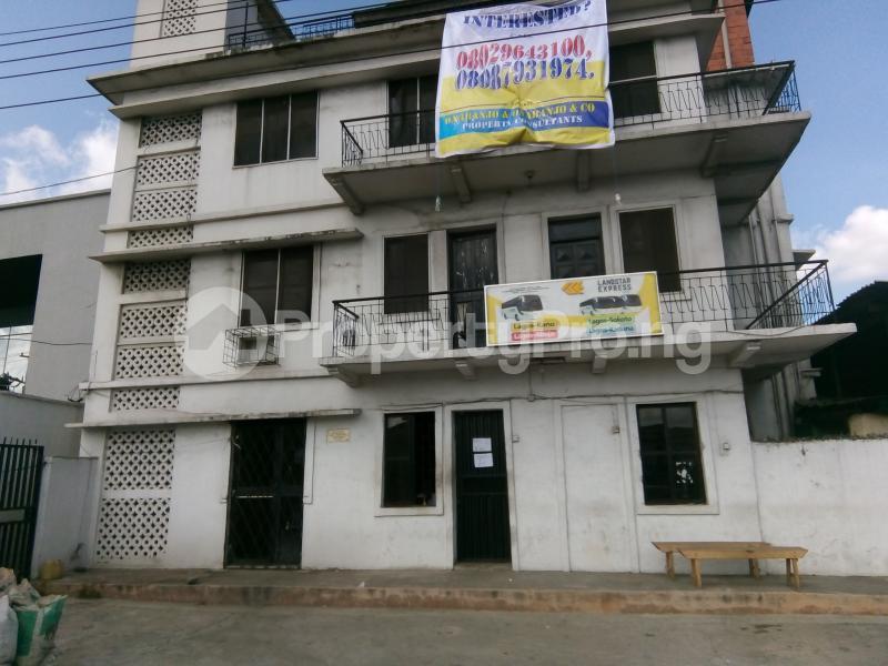 5 bedroom Office Space Commercial Property for rent 30, lkorodu road Jibowu Yaba Lagos - 0