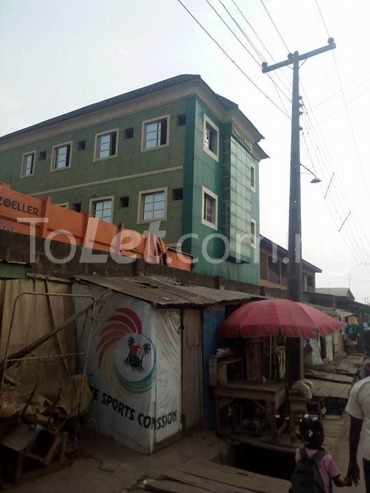 10 bedroom Office Space Commercial Property for rent - Agbotikuyo Agege Lagos - 2