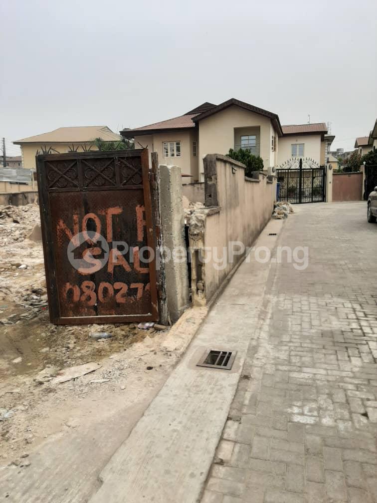 Residential Land for sale Pg Glory Estate Ifako-gbagada Gbagada Lagos - 0