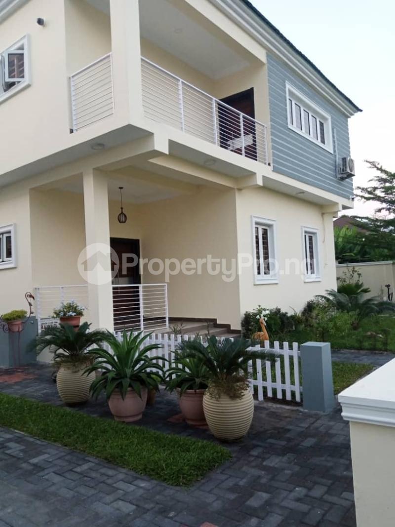 3 bedroom Flat / Apartment for sale Fountain springville Estate Sangotedo, next Door to shoprite Sangotedo Ajah Lagos - 0