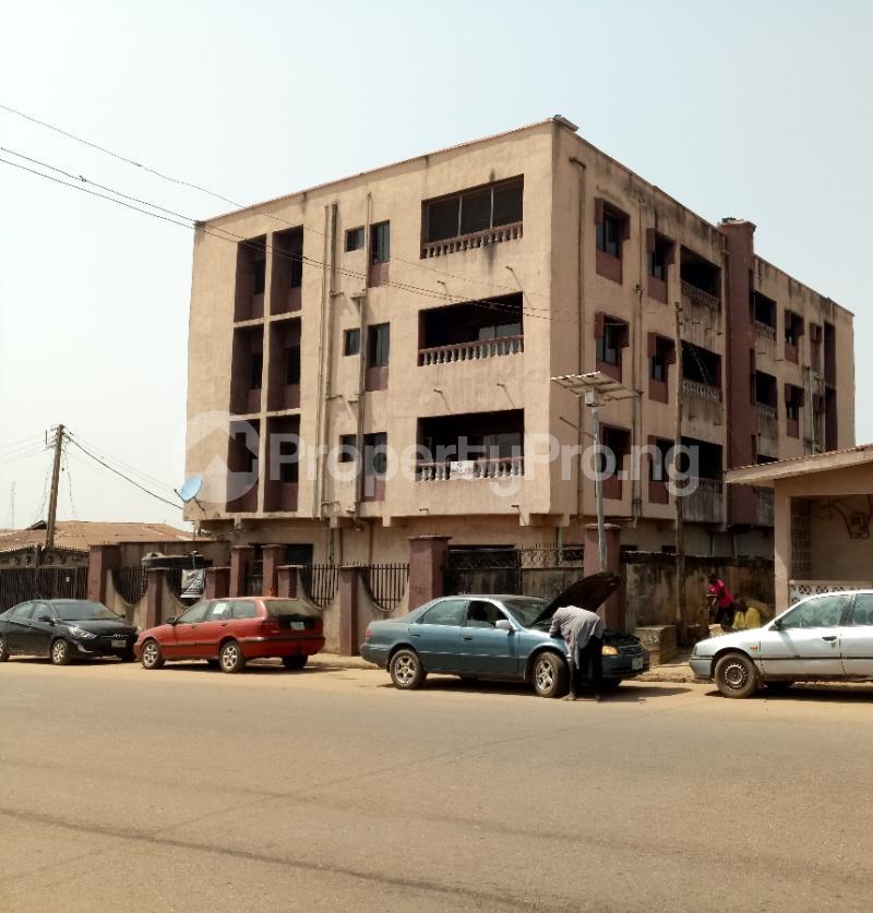 3 bedroom Blocks of Flats for sale Along Oke Ijebu Close To Ijapo Estate Gate, Akure South,ondo State, Akure Ondo - 0