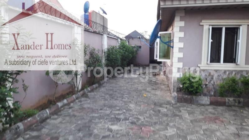 4 bedroom Detached Bungalow House for sale Bucknor Estate Bucknor Isolo Lagos - 0