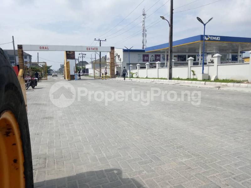 4 bedroom Detached Duplex House for rent Oral Estate Lekki Lagos - 1