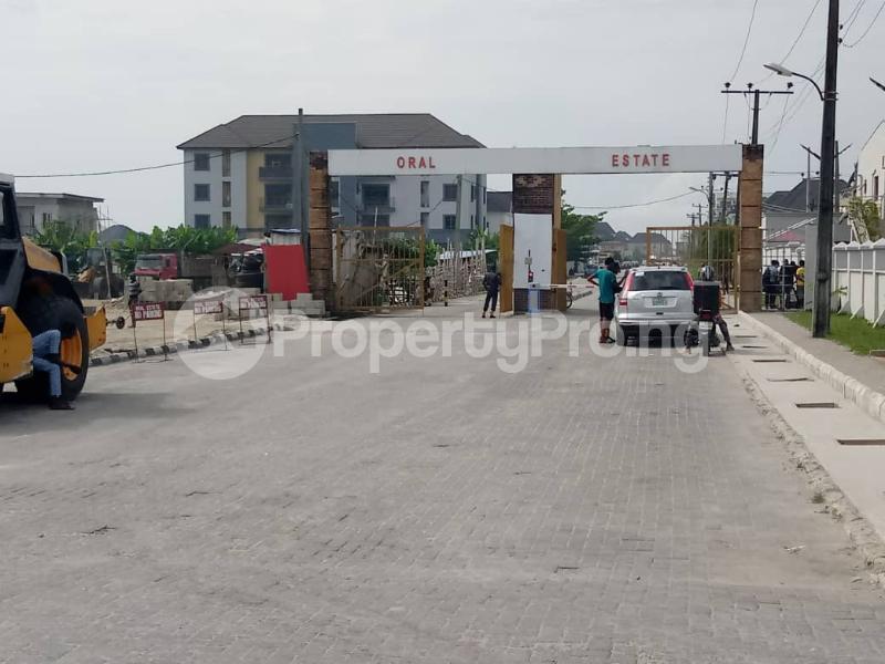 4 bedroom Detached Duplex House for rent Oral Estate Lekki Lagos - 0