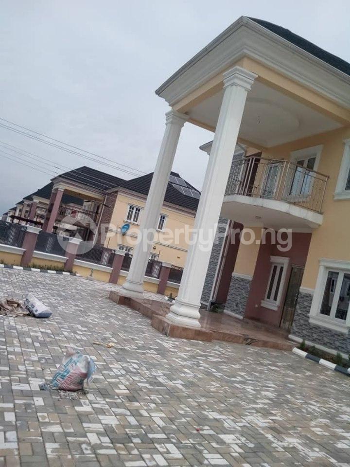 4 bedroom Detached Duplex House for rent  NAF, Harmony estate,  Eliozu Port Harcourt Rivers - 2