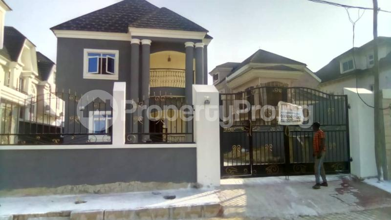 4 bedroom House for sale Fountain Springville Estate, Behind Shoprite Sangotedo Sangotedo Ajah Lagos - 6