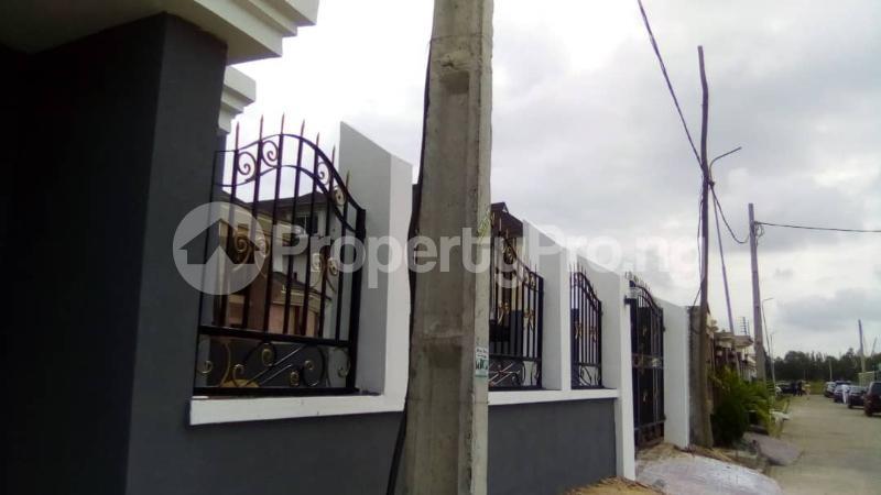 4 bedroom House for sale Fountain Springville Estate, Behind Shoprite Sangotedo Sangotedo Ajah Lagos - 21