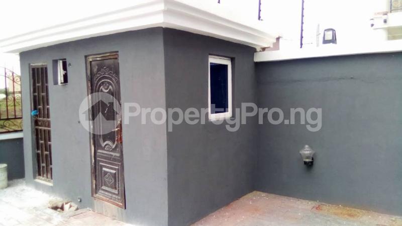 4 bedroom House for sale Fountain Springville Estate, Behind Shoprite Sangotedo Sangotedo Ajah Lagos - 27