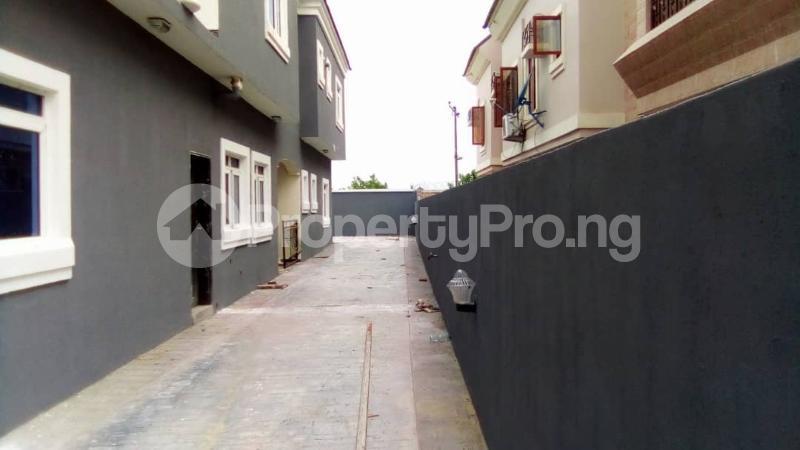 4 bedroom House for sale Fountain Springville Estate, Behind Shoprite Sangotedo Sangotedo Ajah Lagos - 23