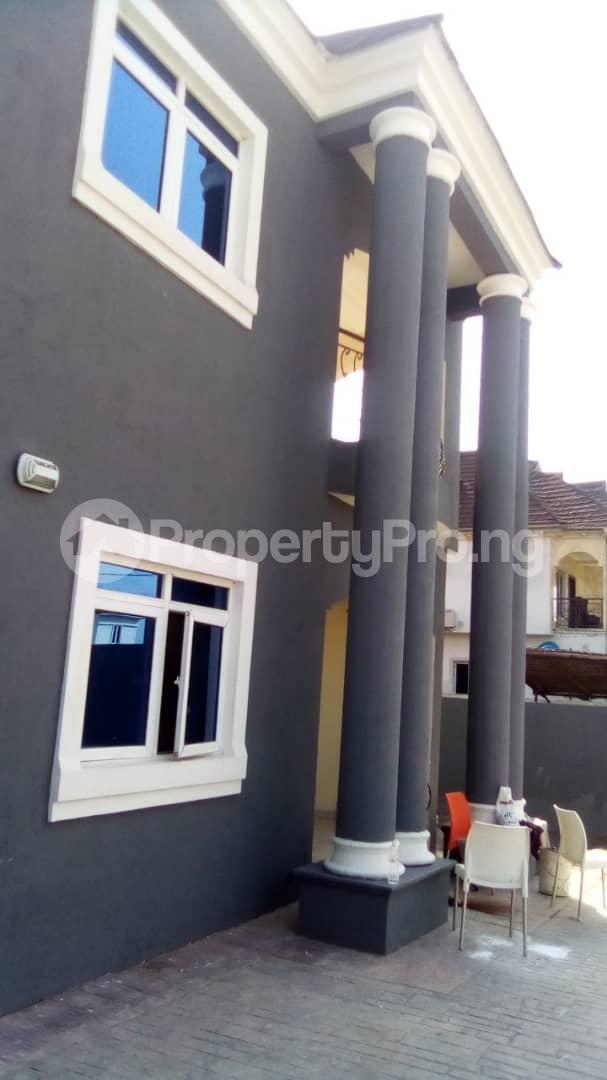4 bedroom House for sale Fountain Springville Estate, Behind Shoprite Sangotedo Sangotedo Ajah Lagos - 20