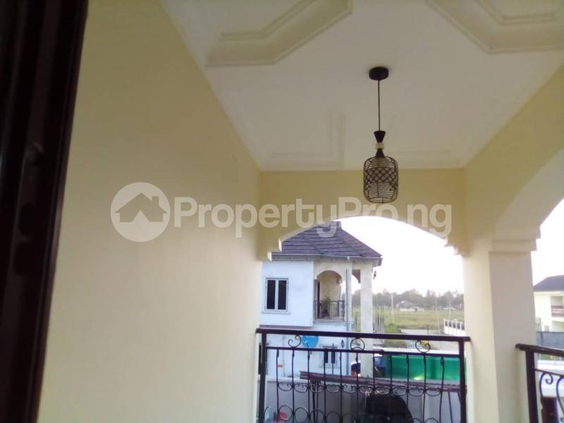 4 bedroom House for sale Fountain Springville Estate, Behind Shoprite Sangotedo Sangotedo Ajah Lagos - 25