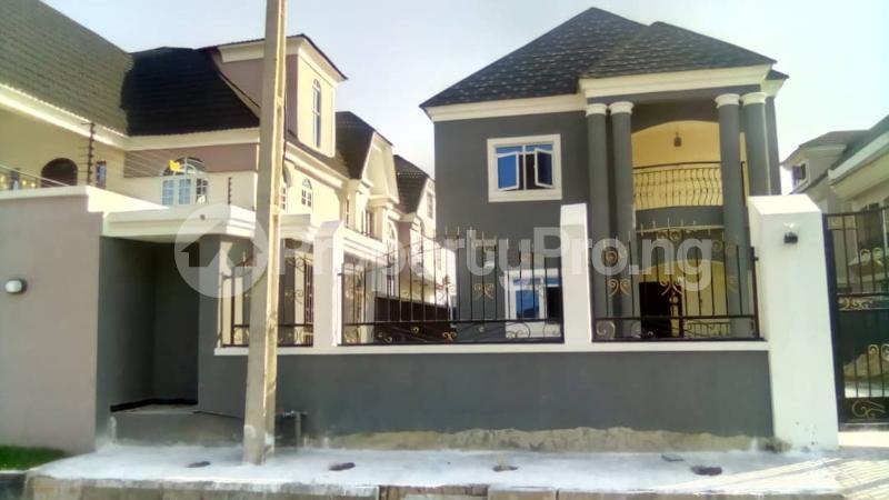 4 bedroom House for sale Fountain Springville Estate, Behind Shoprite Sangotedo Sangotedo Ajah Lagos - 3