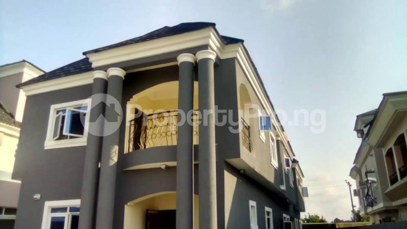 4 bedroom House for sale Fountain Springville Estate, Behind Shoprite Sangotedo Sangotedo Ajah Lagos - 15