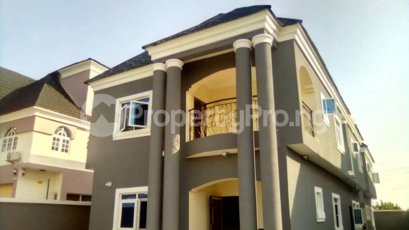 4 bedroom House for sale Fountain Springville Estate, Behind Shoprite Sangotedo Sangotedo Ajah Lagos - 11