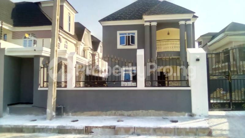 4 bedroom House for sale Fountain Springville Estate, Behind Shoprite Sangotedo Sangotedo Ajah Lagos - 2