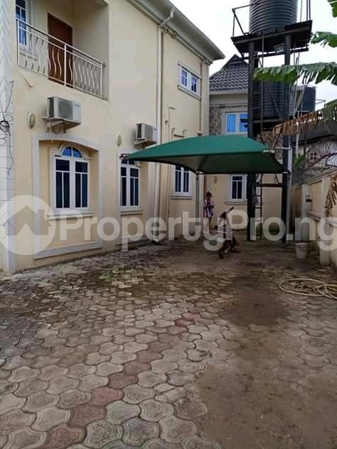 4 bedroom Detached Duplex House for sale close to ABC workshop off Mcc road  Owerri Imo - 4