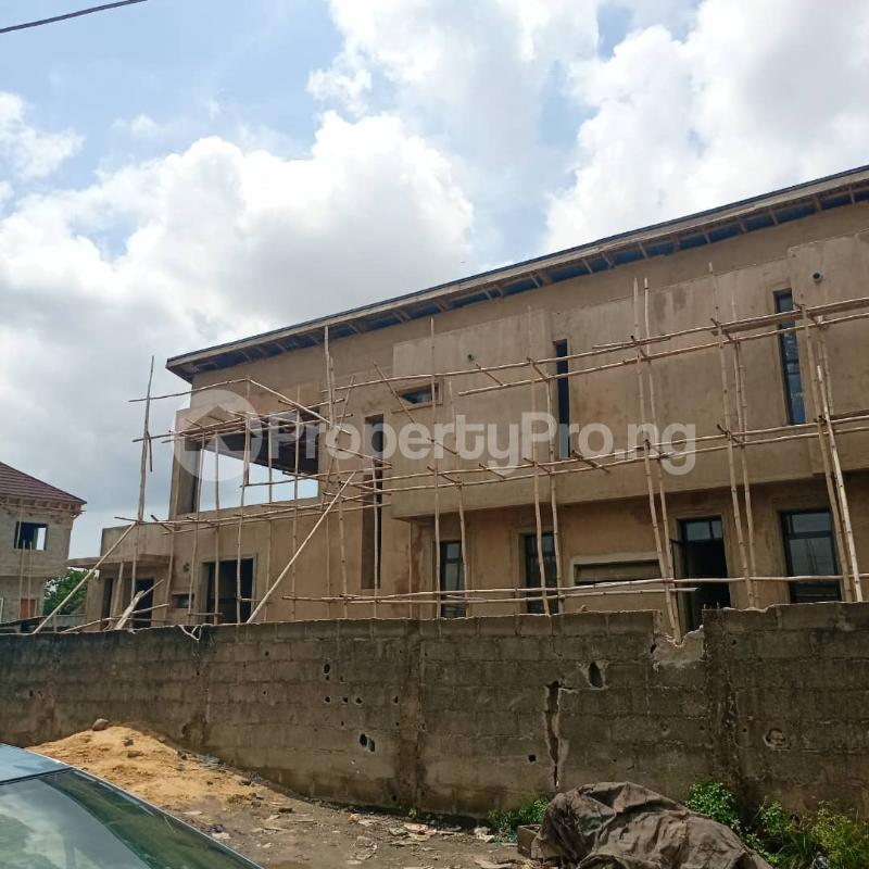Semi Detached Duplex House for sale Phase 1 Gbagada Lagos - 1